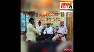 MISHRA SPEEAKS ON CAUSE OF JOURNALIST AT OUWJ MEET ON 20TH OCTOBER AT BHUBANESWER