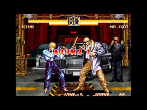 [TAS] Art of Fighting 2 - King
