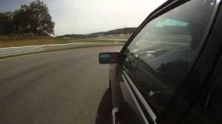 Latéral Audi UR Quattro 20V VS Quattro 10V.avi