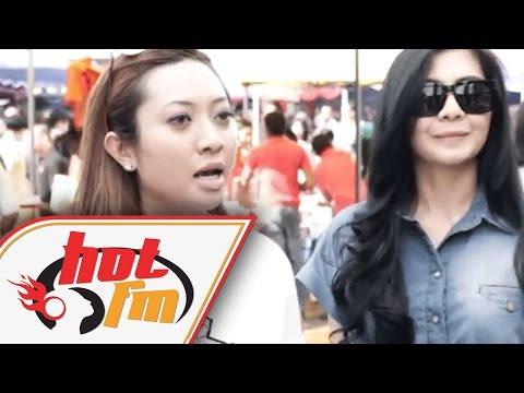 ZIZI PERGI PARAM DENGAN RM5 SAHAJA #HotTV