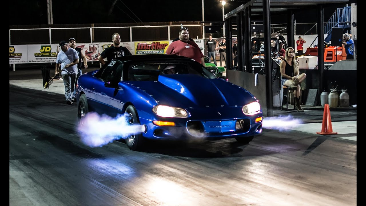Worlds Fastest T56 Fbody In Car Video 1 4 Pass At Holley