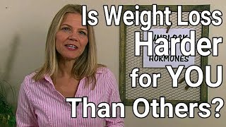 Are Your Weight Loss Hormones Blocked?