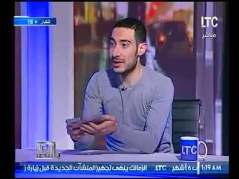 بالفيديو..المدعي بالمهدي المنتظر : يتهم 'الداعية الاسلامي' علي الهواء 'انت طلبت مني نطلع نعمل شو