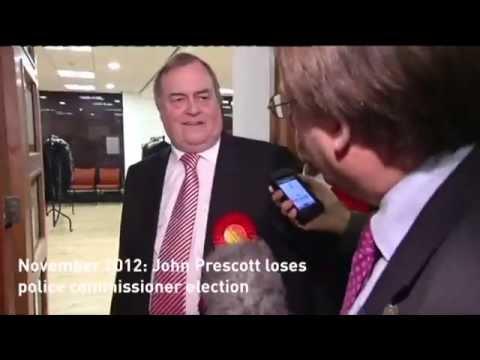 """Michael Crick's best """"doorsteps"""" from Tony Blair to Godfrey Bloom"""