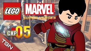 LEGO MARVEL SUPER HEROES: