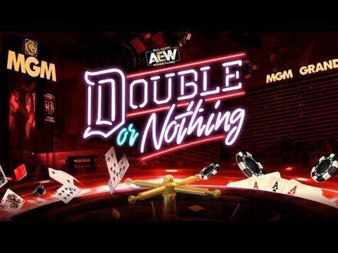 AEW Double Or Nothing: Live Stream & Reactions