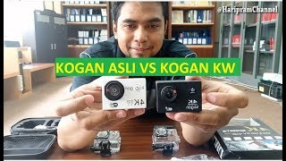 BEDA KOGAN ASLI VS KOGAN KW  4K 16MP WIFI