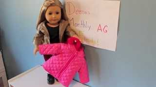 Deena's Monthly American Girl Doll Finds-January 2015!