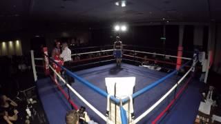 Ultra White Collar Boxing | Blackpool | Duncan Moseley VS Nick Christofides