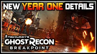 Ghost Recon Breakpoint | New Year 1 Details, AI Teammates, Battle Rewards & More!