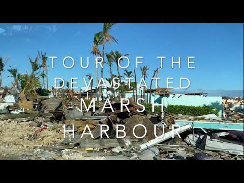 Marsh Harbour Tour after Dorian