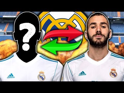 Real Madrid To Swap Benzema For £200M Premier League Star! |