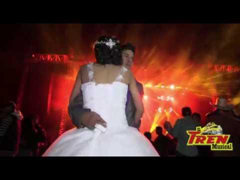 EL TREN MUSICAL EN BODA DE ENRIQUE Y SAN JUANA EN LAGUNA DE GUADALUPE GTO POR FOTO MELODY VIDEO