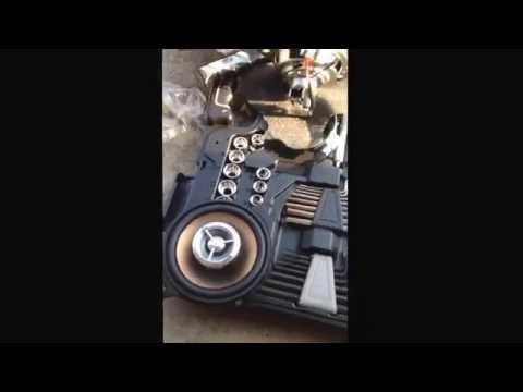 How To Change Out The Dash Speakers In A 2014 Kia Optima