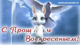 Прощение в светлый праздник Прощеное Воскресенье ♥♥♥ Попросим у друзей прощенья
