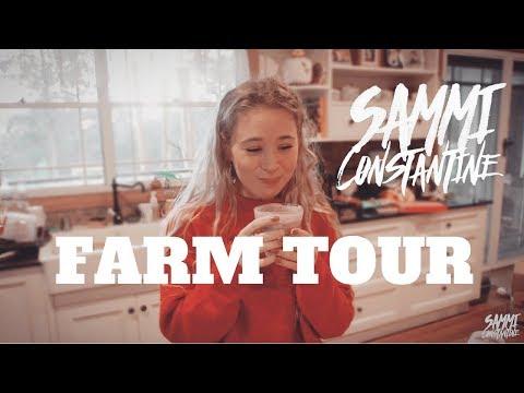 House Tour.... (I live on a farm)