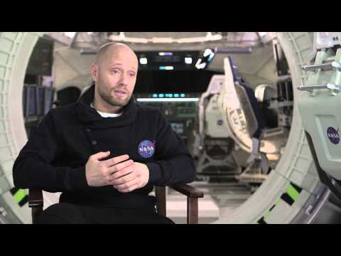"The Martian: Aksel Hennie ""Alex Vogel"" Behind the Scenes Movie Interview"