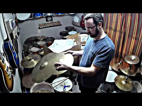 UNBOXING - Mystery Cymbals & Hi-Hat Stand w/Demo