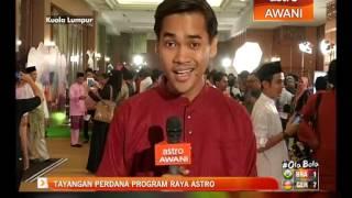 Video Tayangan perdana program raya Astro download MP3, 3GP, MP4, WEBM, AVI, FLV Agustus 2018