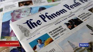 Phnom Penh Post đổi chủ, ký giả nước ngoài từ chức