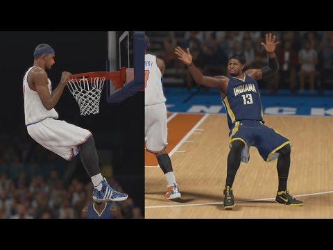 NBA 2K15 PS4 My Career - Lob Fest!
