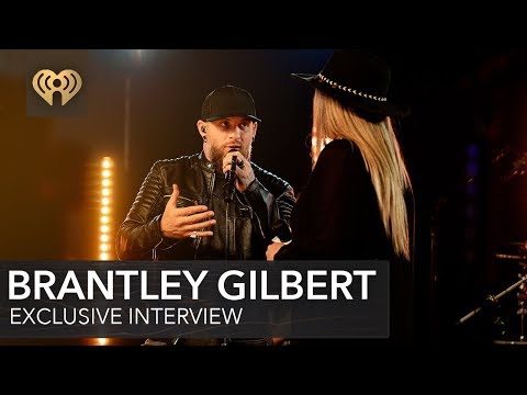 Brantley Gilbert On The Meaning Of His New Album 'Fire & Brimstone' + More! Mp3