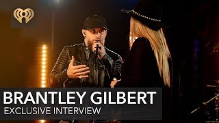 Gambar cover Brantley Gilbert On The Meaning Of His New Album 'Fire & Brimstone' + More!