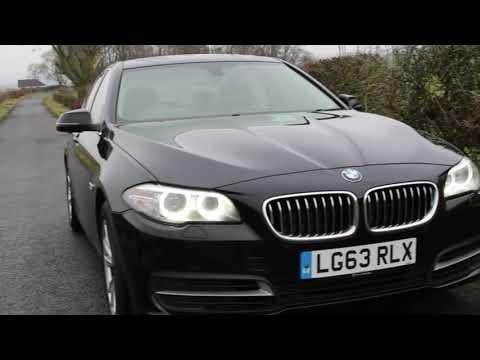 2013 BMW 5 Series 520d SE Indepth Tour - Mum's Car