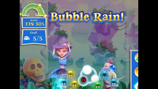 Bubble Witch 2 -- Level 1367 -- NO BOOSTERS (new)