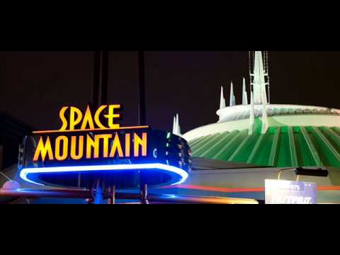 Space Mountain Entrance Music - YouTube