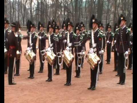 Orkiestra Norweskiej Gwardii Królewskiej - Wasielgallery · YouTube
