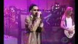 Alice In Chains - Again & We Die Young (Live On Letterman)