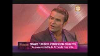 A las Once -Entrevista a Orlando Fundichely- 18/04/13