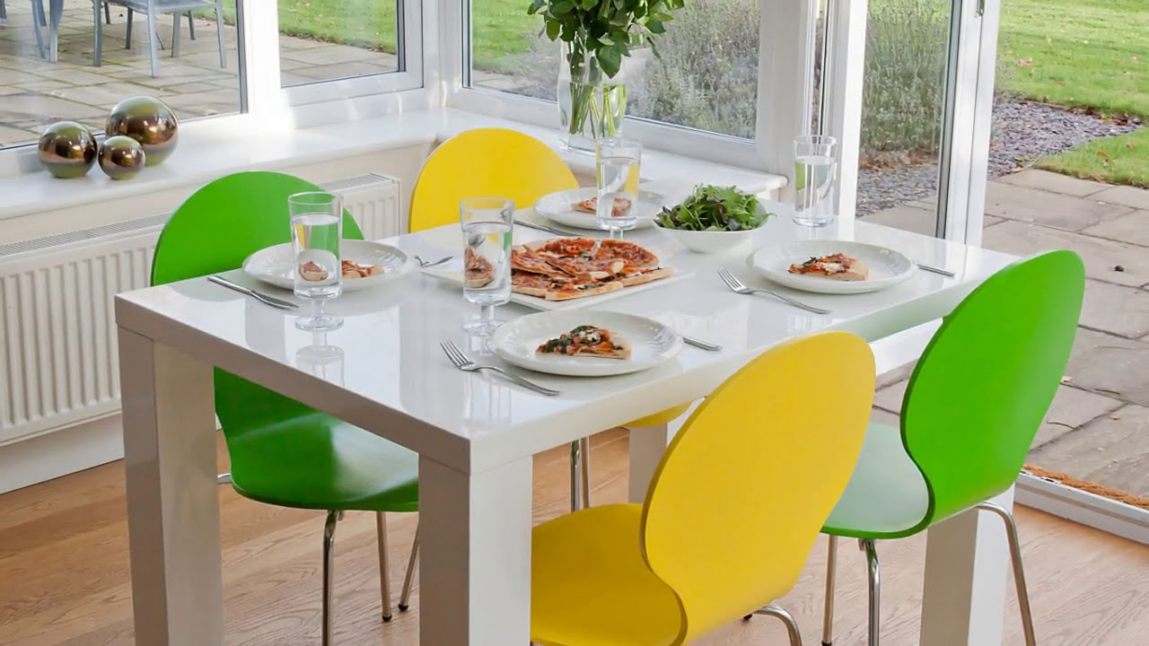 Funky Dining Room Chairs Furniture UK - YouTube