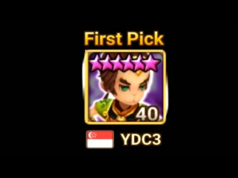 YDCB Summoners War - 1st Pick Xing Zhe (Mobile Masters Giveaway)