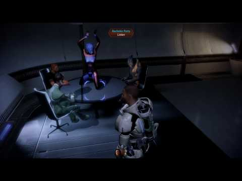 Mass Effect 2: The Bachelor Party