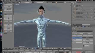 tecnica de modelagem no blender para animação