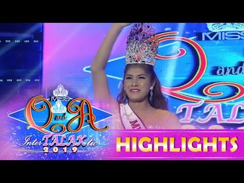 It's Showtime Miss Q and A: Moises Dodong Palobo defends her crown and secures a semifinals spot