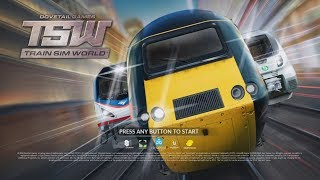 Train Sim World (PS4) - The First Three Lessons