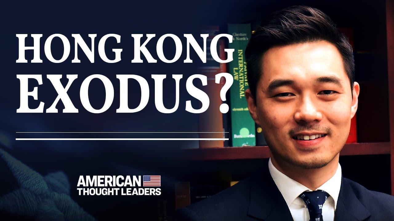Will we see a mass exodus from Hong Kong?—Activist Wilson Leung Talks China, Hong Kong Security Law
