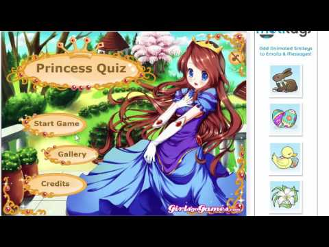 Game Princess Quiz 2016- Game for Baby Girl - Baby Game