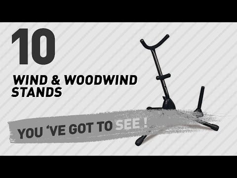 Wind & Woodwind Stands, Top 10 Collection // New & Popular 2017