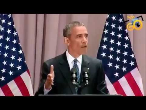 Barack Obama Major Lazer Leon On