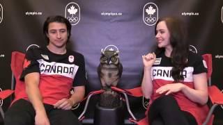 Tessa and Scott Facebook Live Interview (June 3rd)