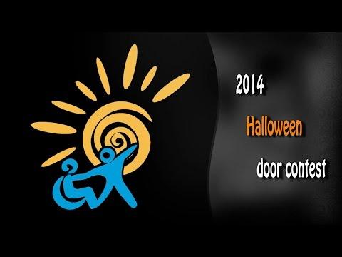 1st Cerebral Palsy of NJ Halloween Doors 2014