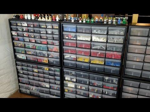 LEGO Storage Drawers  YouTube