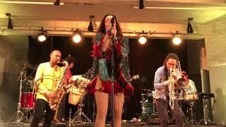 Nuestra Canción by Monsieur Periné @ N. Beach Bandshell on 6/10/18