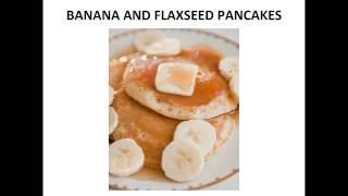 How to Make Banana Pancakes | Healthy Pancake Recipe | Paleo Recipe | How to Make Pancakes