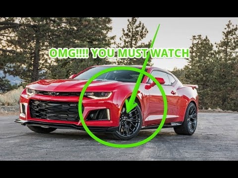 2018 Chevrolet Camaro Zl1 1le Price Review Price