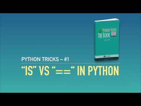 """""""is"""" vs """"=="""" in Python – What's the Difference? (And When to Use Each)"""